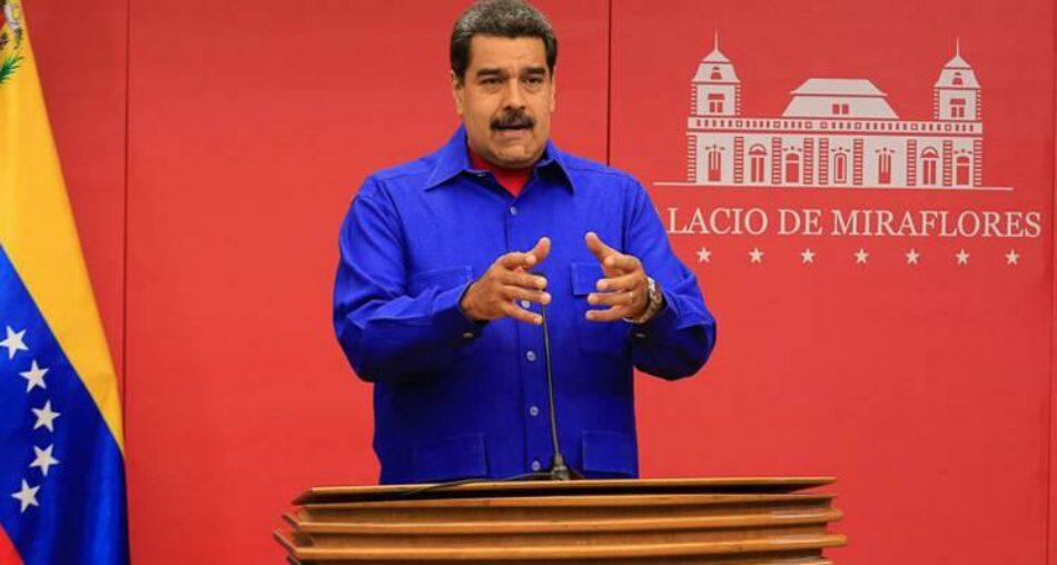 Presidente Maduro presentará en enero condiciones de funcionamiento del Petro
