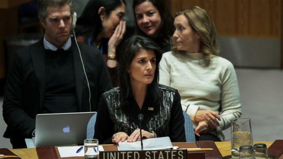 Otro fracaso de la diplomacia estadounidense contra Irán en el Consejo de Seguridad