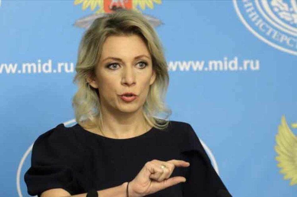 Rusia: EEUU busca dividir Siria