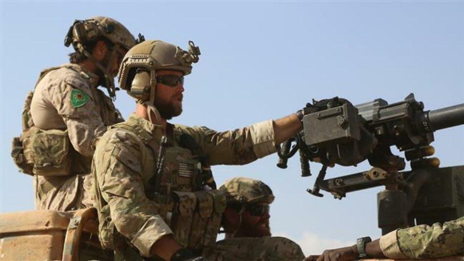 EEUU dispara contra fuerzas iraquíes que intentan liberar una localidad de manos del Daesh