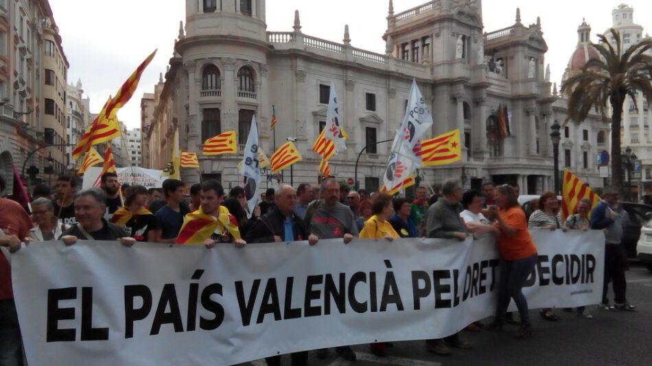 Al País Valencià: Democràcia i Llibertat