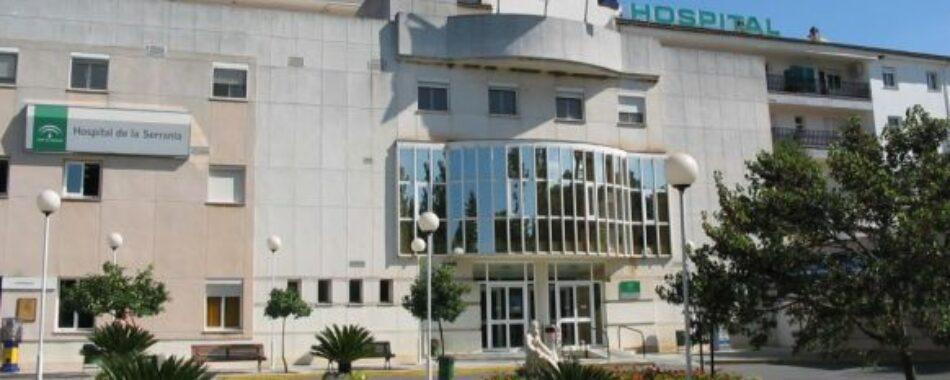 El Nuevo Hospital de la Serranía de Ronda (Málaga) al borde del colapso