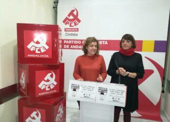 El PCA celebra este fin de semana en Córdoba su Escuela Feminista con el cupo de inscripciones completo y el propósito de «ser útil para la huelga feminista del 8 de marzo»