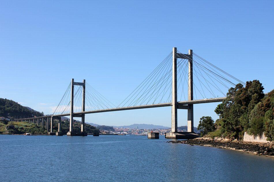 En Marea rexeita que Audasa suba as tarifas da AP-9 utilizando como desculpa a ampliación da Ponte de Rande que só é a vía de servicio máis cara do mundo