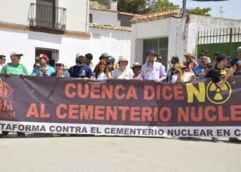 Ecologistas en Acción exige la retirada del proyecto de cementerio nuclear en Villar de Cañas