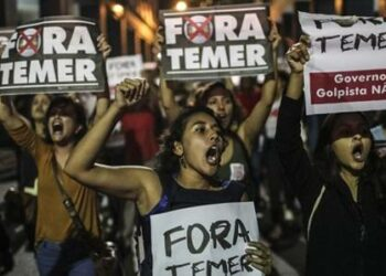 Los diez peores acontecimientos de 2017 que afectaron la vida del pueblo brasileño