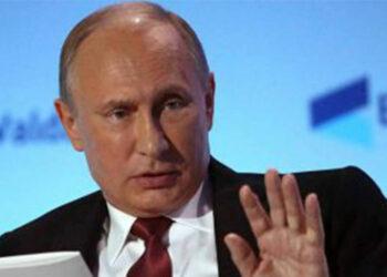 Sanciones de EE.UU. están dirigidas contra pueblo ruso, dice Putin