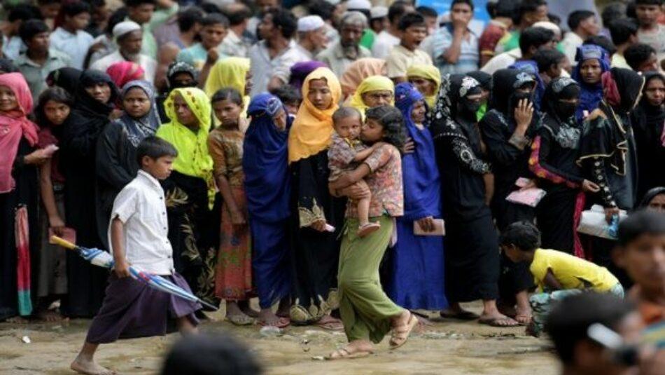 Rohingyas volverán de Bangladesh a Myanmar dentro de dos años