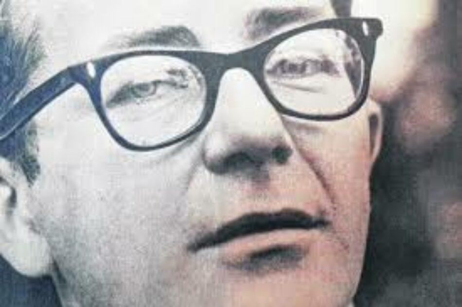 Argentina y Comunicadores de los Oprimidos del Mundo: A 91 años del natalicio de Rodolfo Walsh, espada y pluma de los pueblos
