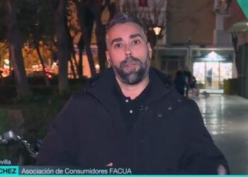 Rubén Sánchez: «Ojalá Rajoy pusiese tantas condiciones a la subida de la luz como a la del SMI»