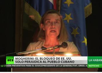 La UE advierte a EE.UU. que pondrá fin al bloqueo «obsoleto e ilegal» contra Cuba