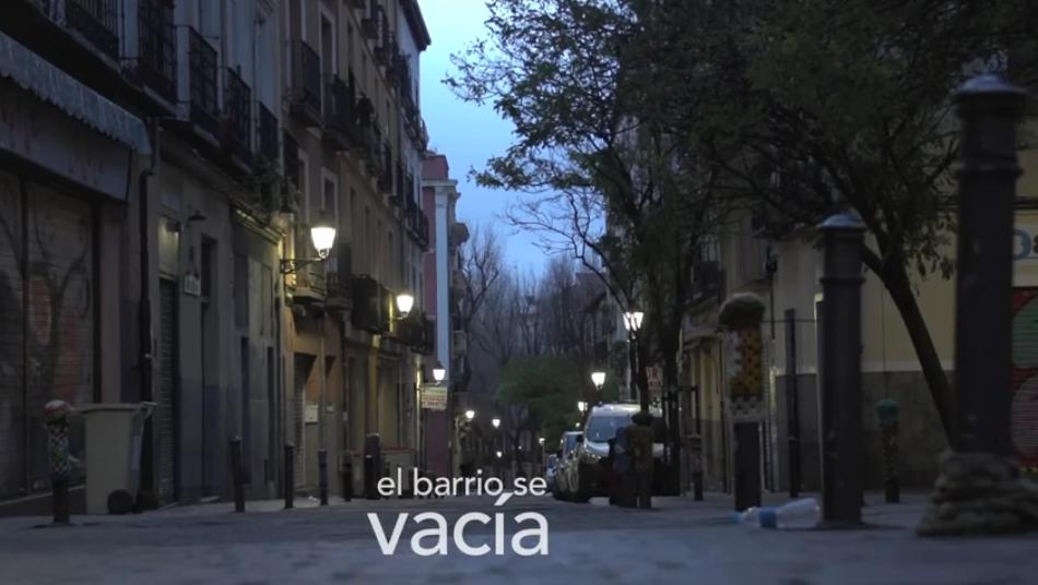Asociaciones vecinales, ecologistas y por el derecho a la vivienda exigen una moratoria de licencias turísticas en el centro de Madrid