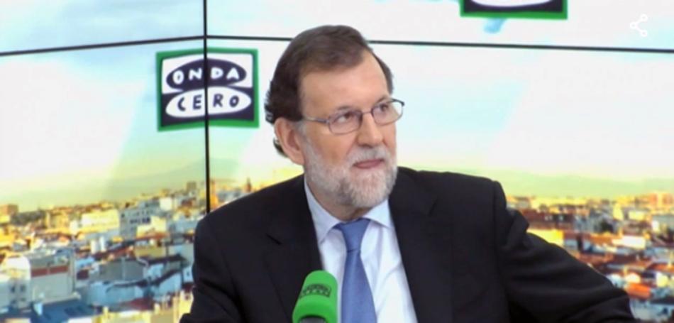 Mariano Rajoy, sobre la equiparación de salario entre hombres y mujeres: «no nos metamos en eso»