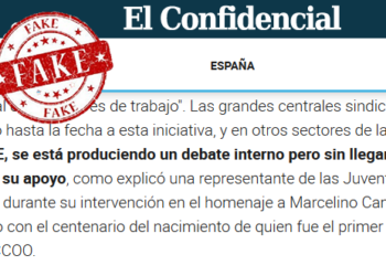 La Juventud Comunista desmiente las afirmaciones de El Confidencial y apoya la Huelga del 8M