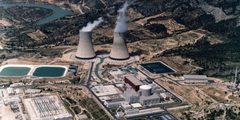 Un fallo provoca una nueva parada en la central nuclear de Cofrentes