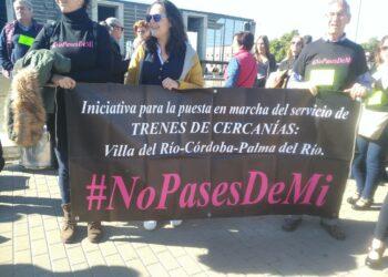 EQUO respalda las demandas del Consejo del Movimiento Ciudadano y vuelve a reclamar dos líneas de cercanías provinciales