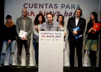 Unidos Podemos presenta una alternativa a los Presupuestos Generales del Estado del Partido Popular