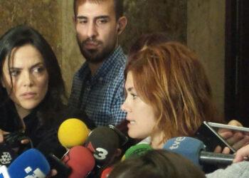 """Elisenda Alamany: """"La nostra presència a la Mesa seria garantia de la pluralitat que existeix al país"""""""