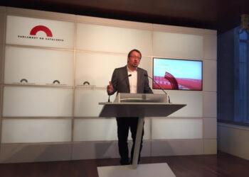 Xavier Domènech: «Emplacem la Mesa a que treballi per a tothom»