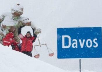 Cumbre de Davos: Greenpeace pide el fin de la impunidad para las grandes multinacionales por sus agresiones al medio ambiente y a las personas