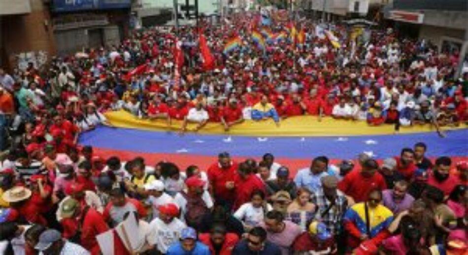 Venezuela seguirá venciendo