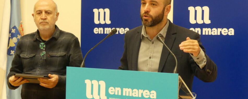 En Marea presenta 14 medidas para acabar coa estafa masiva no recibo da luz en España