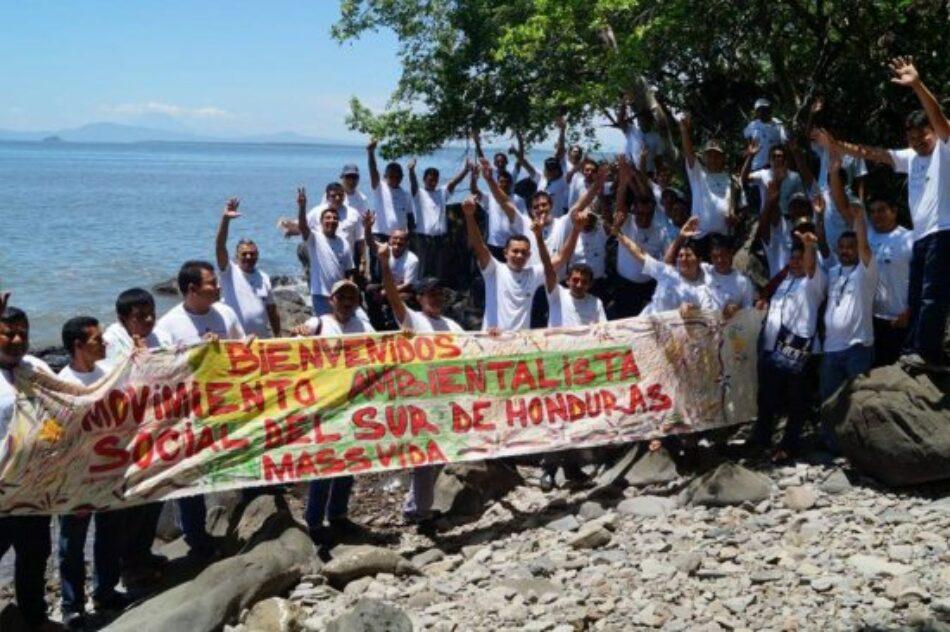 Isla Exposición: 15 familias al borde del desalojo en Honduras