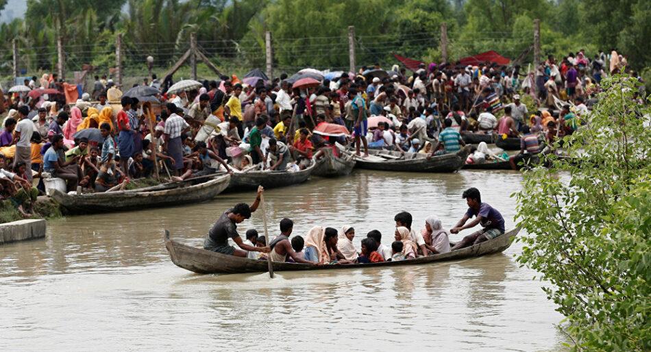 ONGs y Organismos internacionales denuncian la situación de los refugiados rohinyás en Bangladesh