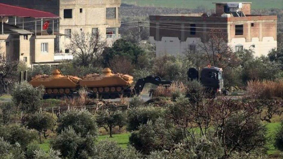 Turquía envía refuerzos a Afrin para 2ª fase de ataques a kurdos