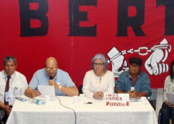 Organizaciones exigen liberación de presos políticos en Honduras