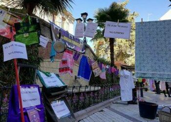 Plataforma 8M Toledo: hacia la huelga feminista