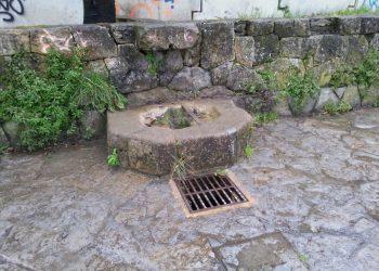 El manantial ITURGITXI se ha quedado sin agua