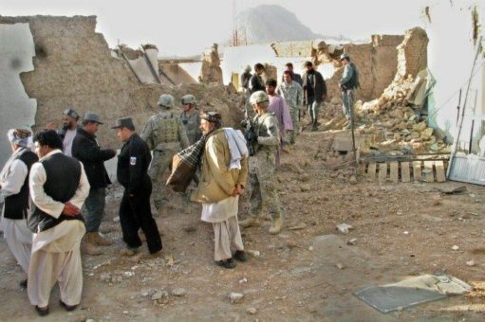 ONU: Al menos 2.300 muertes en 2017 durante conflicto Afgano