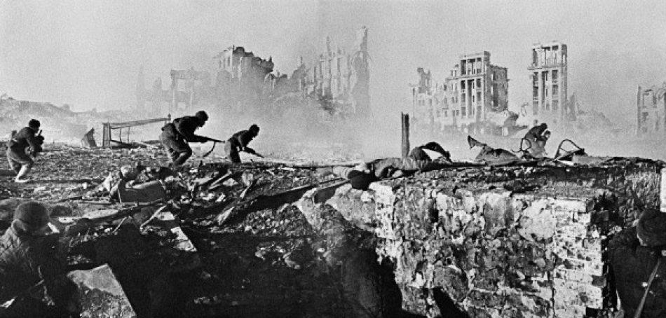 75 aniversario de la mayor y más cruenta batalla de la historia de la Humanidad, principio de la derrota de la Alemania nazi: Stalingrado