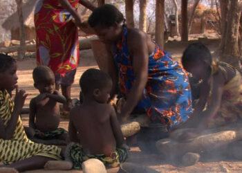 África: Zambia es un país rico con una población pobre