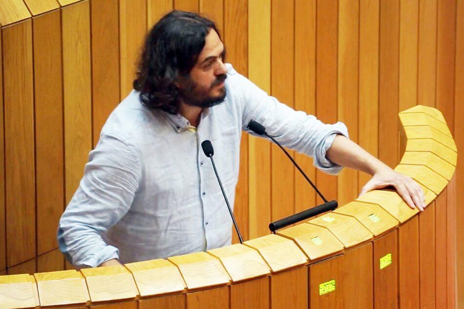 En Marea pide á Xunta un estudo da viabilidade do rescate da AP-9 e que demande ao Goberno central unha nova política tarifaria que rebaixe as peaxes