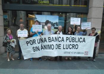 La Campaña contra la Privatización de Bankia pide a Jaime Ponce, Presidente del FROB,  frenar la venta de participaciones de Bankia y BMN, recordándole que  que ni las leyes europeas ni los acuerdos de rescate de 2012 impiden que haya una banca pública