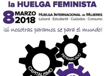 Carabanchel hacia la Huelga Feminista
