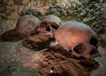 Descubren cementerio de sacerdotes en Egipto