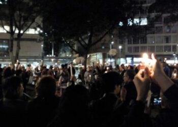 Colombia: Bogotá se manifestó contra el asesinato sistemático de líderes sociales