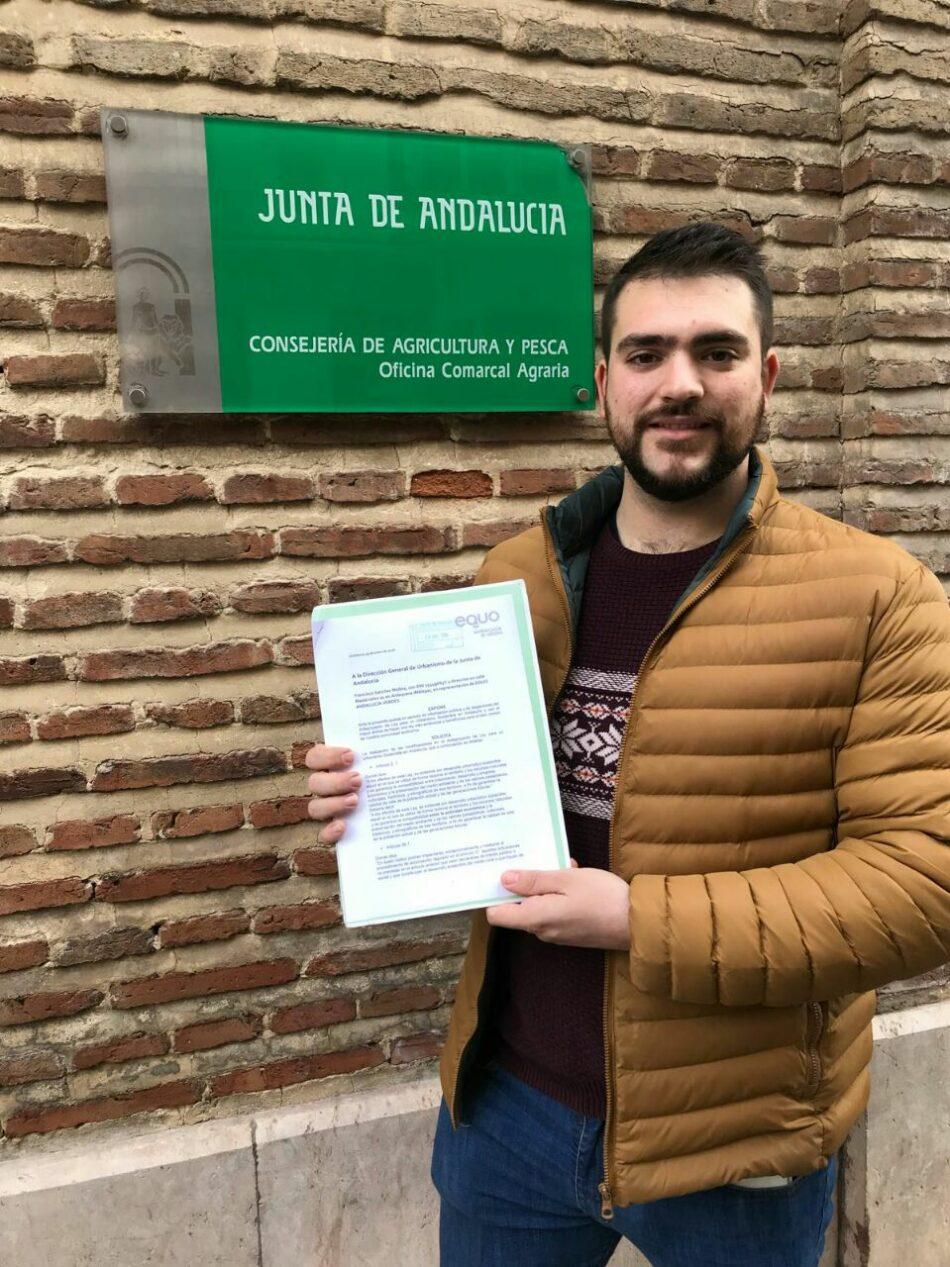 EQUO presenta propuestas de mejora al anteproyecto de Ley de urbanismo sostenible de Andalucía