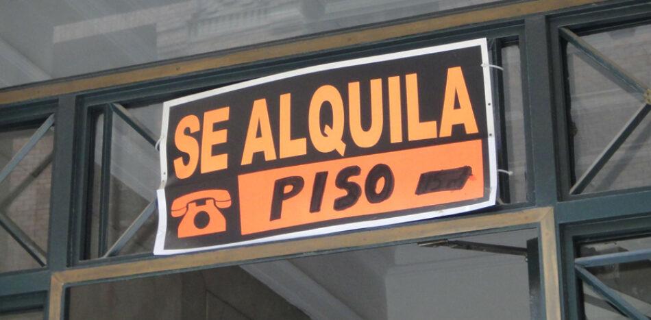 El ple de Barcelona exigeix al Govern de l'Estat protegir els drets dels llogaters reformant urgentment la Llei d'Arrendaments Urbans