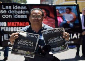 La Sociedad Interamericana de Prensa condena los ataques contra periodistas en Guatemala