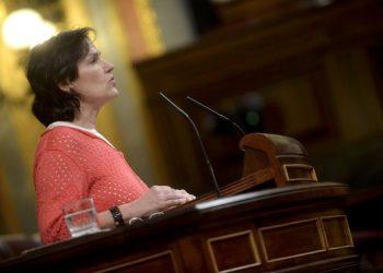 """Isabel Salud afirma que el Gobierno de Rajoy """"carece de voluntad para poner en práctica el Pacto de Estado contra la violencia machista"""""""