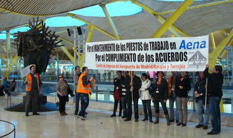 Acampada 9F, Un espíritu de lucha imprescindible contra la privatización de Aena