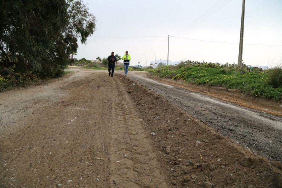 Carmen Molina pregunta al consejero de Medio Ambiente por la recuperación de las vías pecuarias de Rota