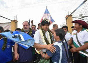 Bolivia será epicentro mundial de industria del litio, aseguró Evo Morales