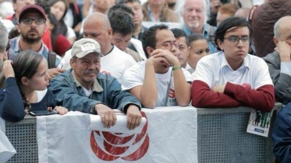 FARC propone pacto de no violencia en la campaña electoral