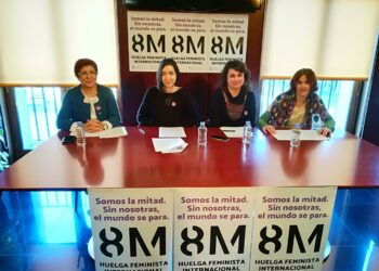 Valladolid se organiza para la huelga feminista del 8 de marzo