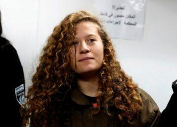 Palestina: Postergaron hasta el 6 de febrero el juicio a la luchadora adolescente Ahed Tamimi